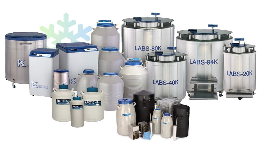 Kryeros LN2 Product Group
