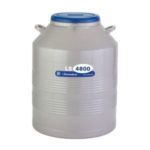 TW LS4800 Vial Storage