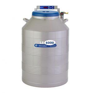 TW LS6000 Vial Storage