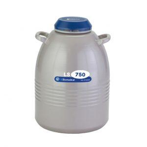 TW LS750 Vial Storage