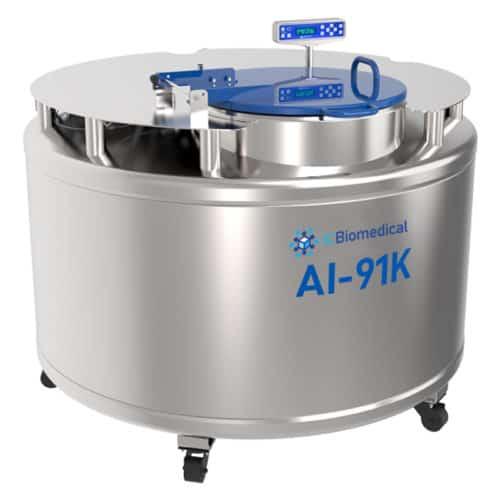 AI-91K Series State-Of-The Art Bulk Seman Storage