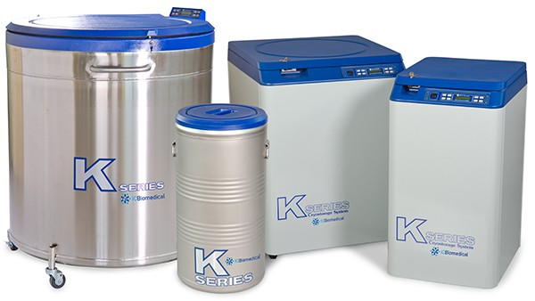 K Series – Cryostorage Systems
